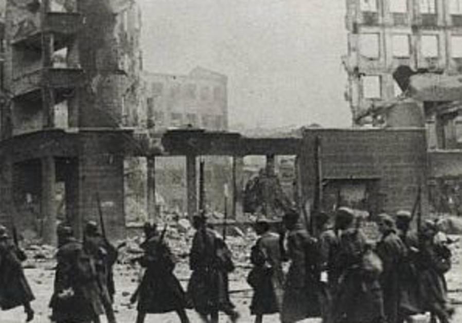 leningrad world war two