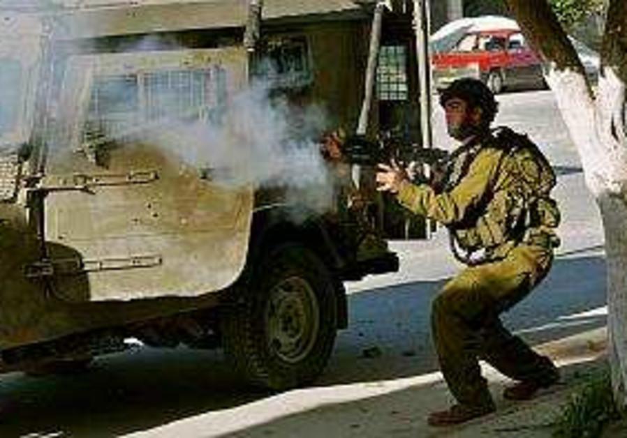 Troops kill 7 Palestinians in W. Bank, Gaza