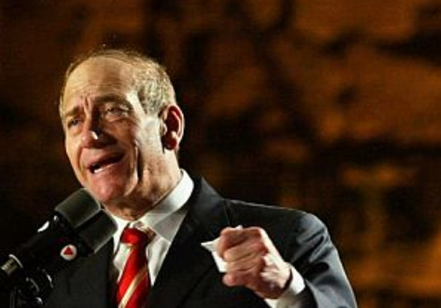 PM Olmert admits to war errors