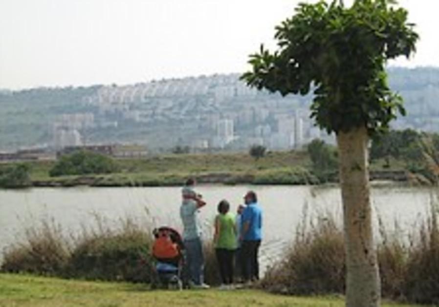 Spat erupts over Kishon River