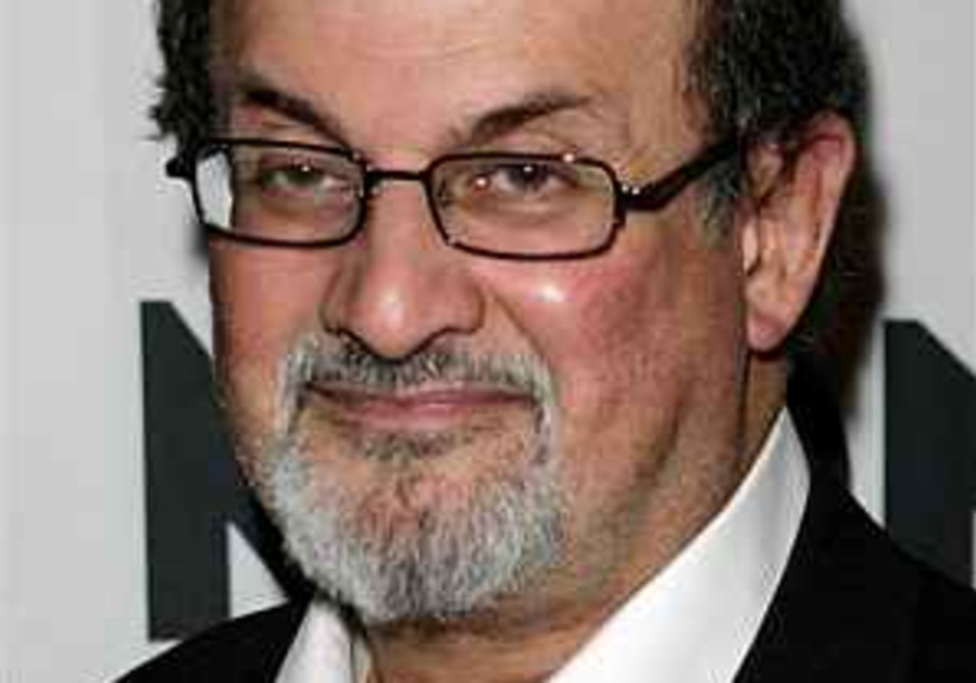Salman Rushdie gets knighted - now watch out