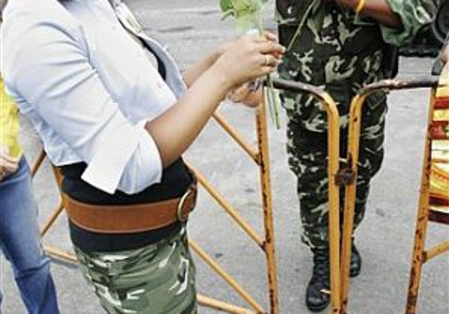 Thailand coup leaders: Sexy dancers forbidden near tanks