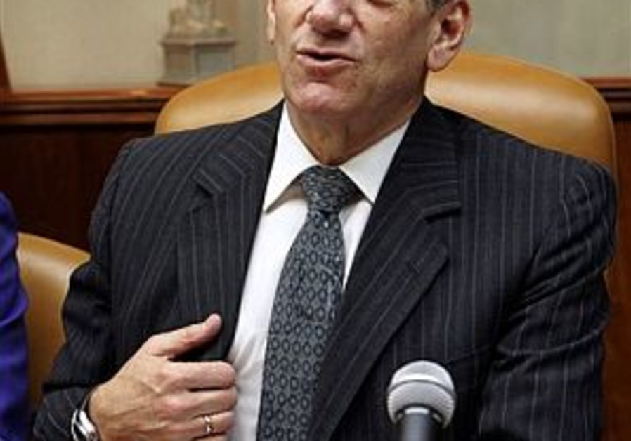 Prime Minister Ehud Olmert's Speech to the GA