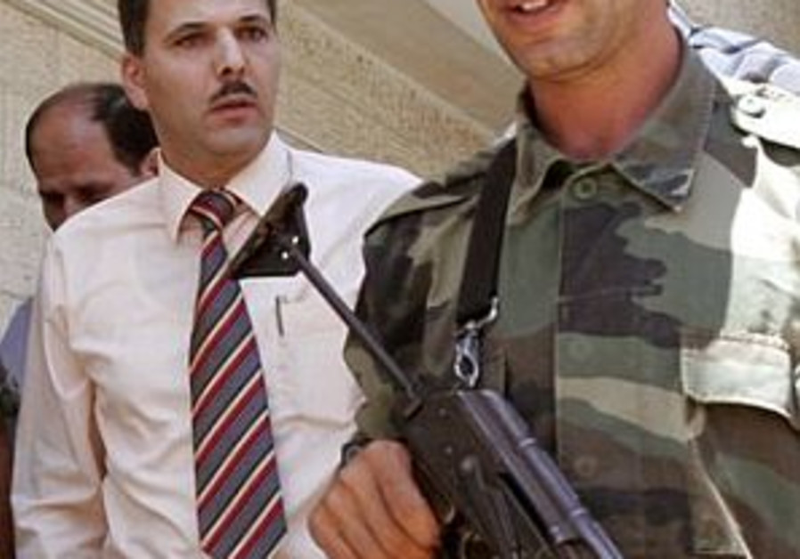 Court frees Hamas deputy PM