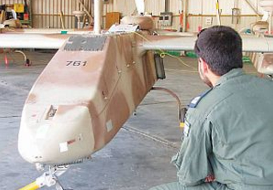 IAF orders new drones from Elbit Systems
