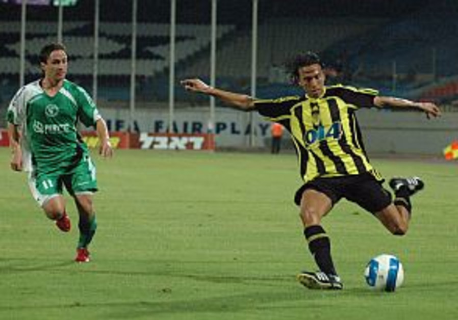 Betar faces former star hoping to stay perfect