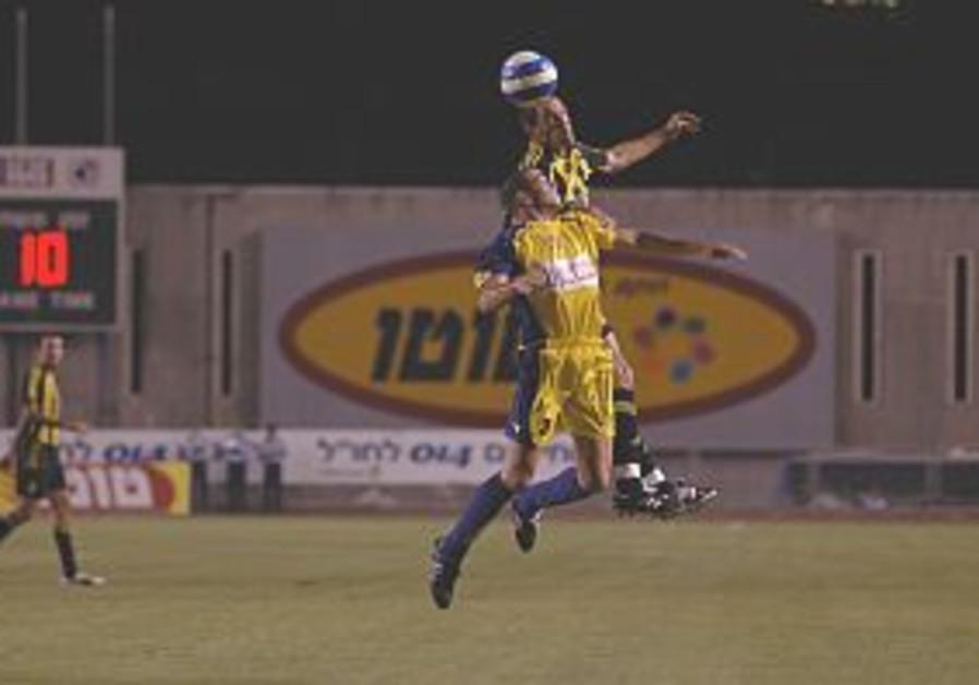 Soccer: Betar, Mac TA rue missed chances