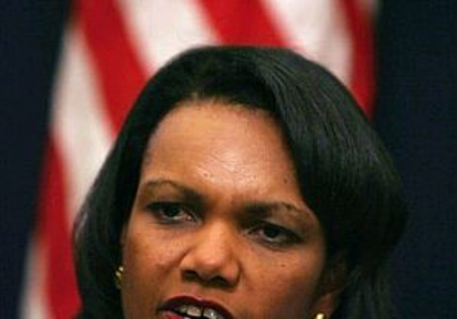 Rice: Iraq 'worth the investment'; US ready for black president