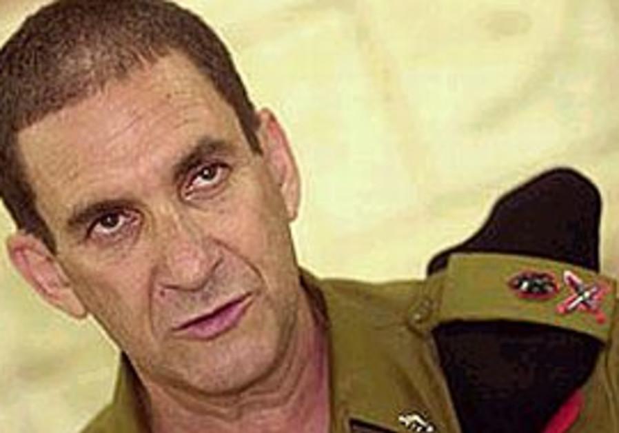 yiftah ron tal 209 IDF