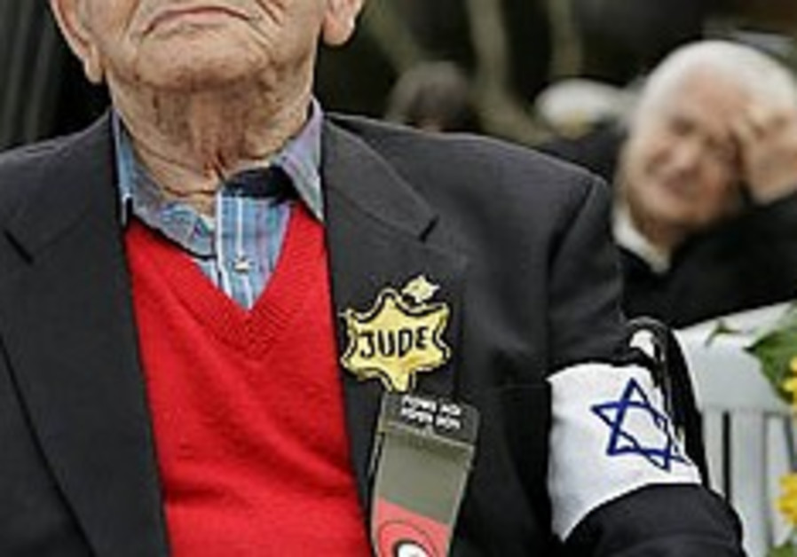 Research finds Israeli Holocaust survivors more resilient