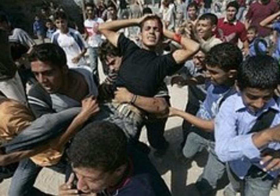 Gazans tell Israeli investigators of Hamas abuses