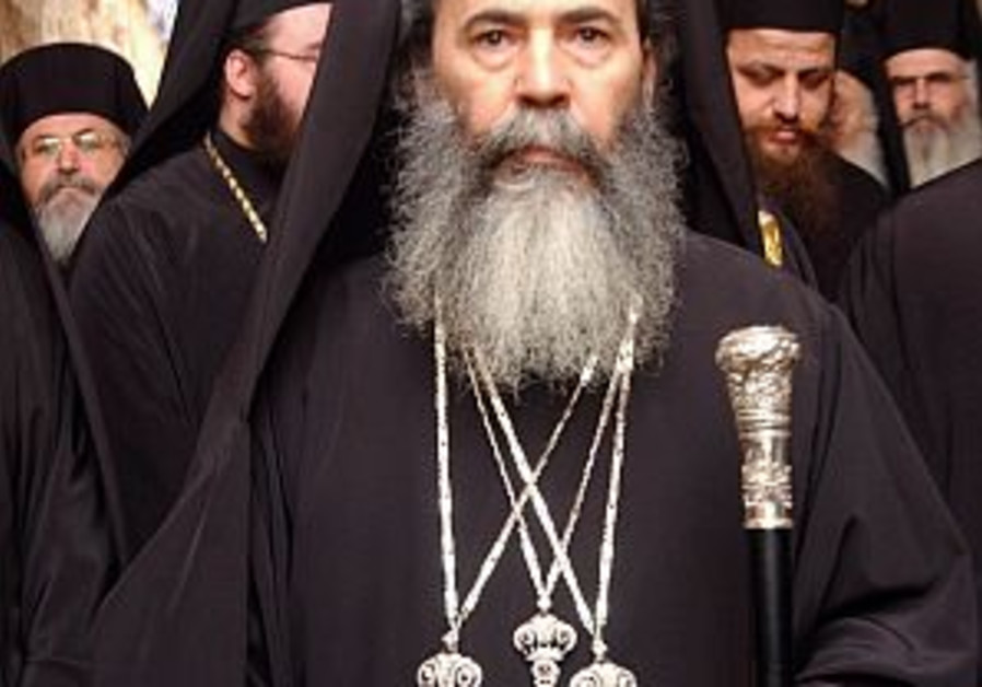 Greek Orthodox organization calls on patriarch to resign