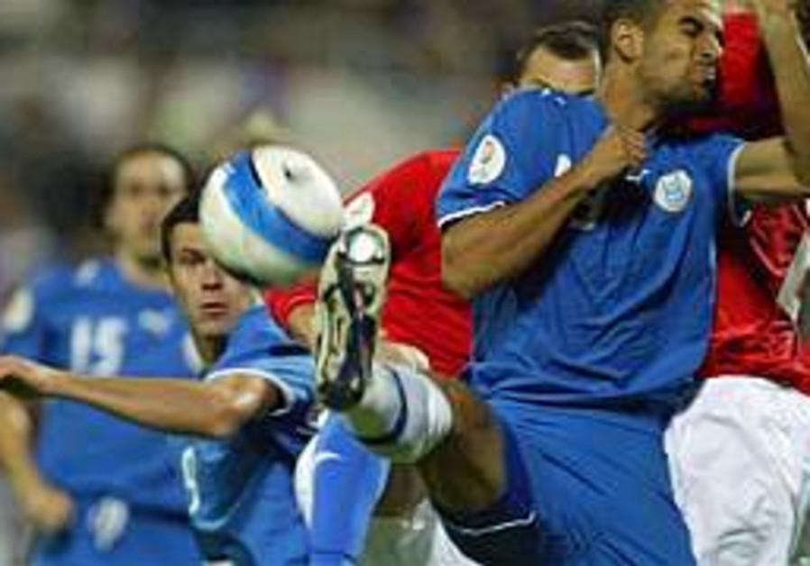 Israel, Russia draw Euro '08 qualifier