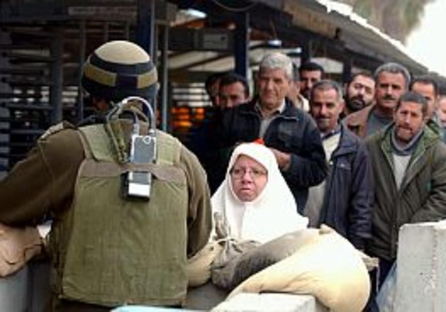 UN: 40% increase in IDF roadblocks