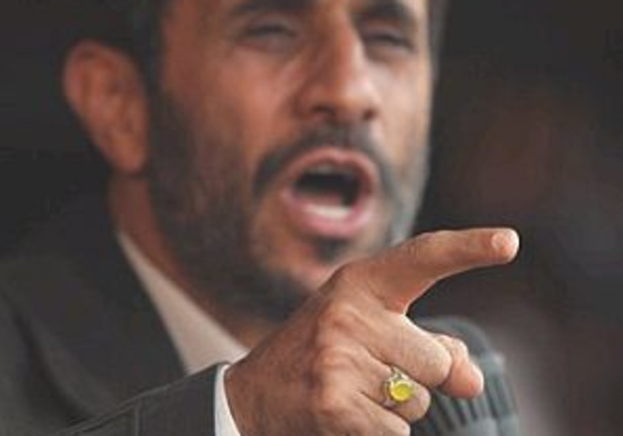 US media reject campaign against Ahmadinejad