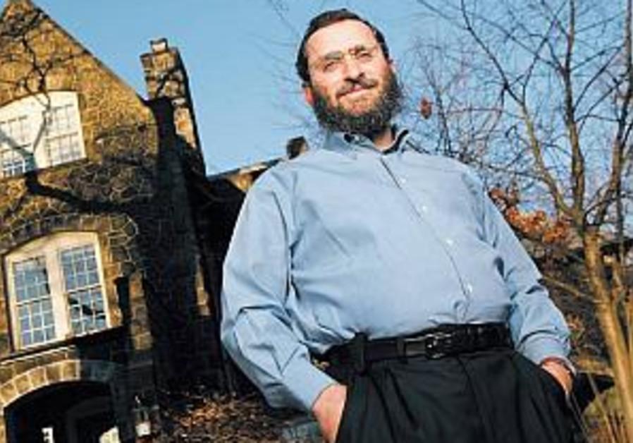 Reality show rabbi