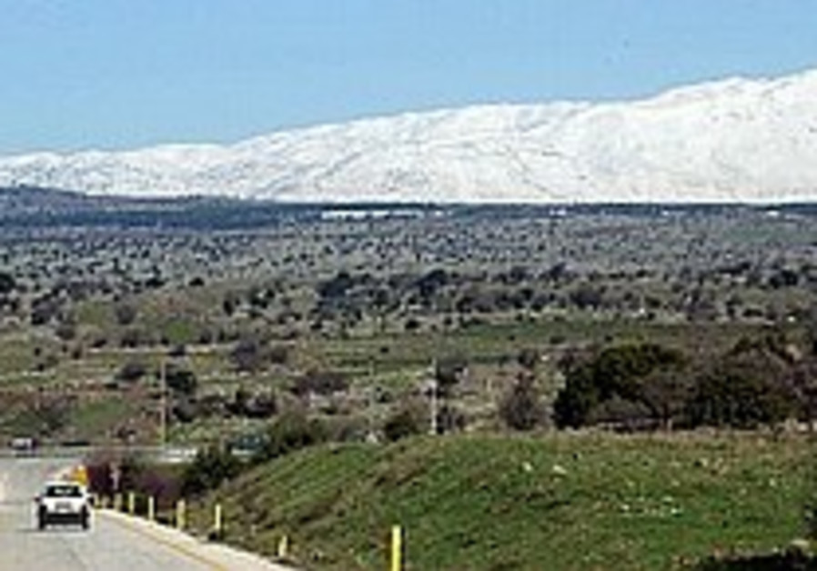 Analysis: How much of the Golan can Israel live without?