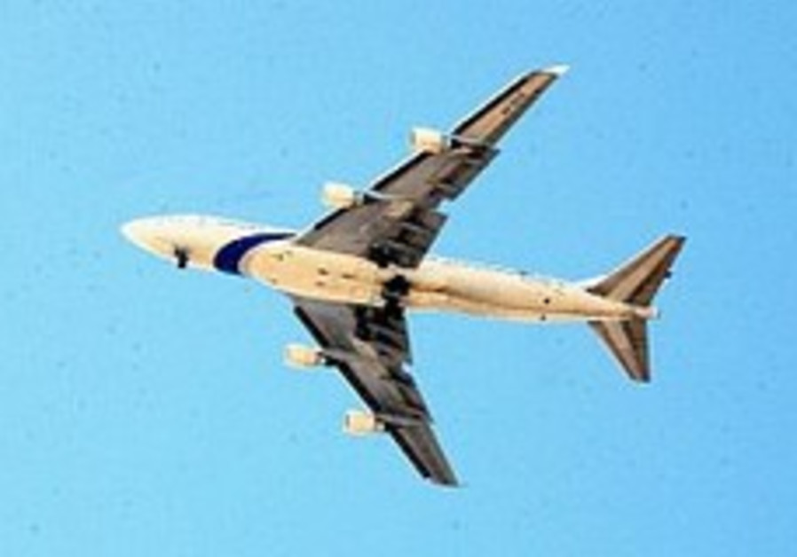 'No proof of plot against El Al plane'