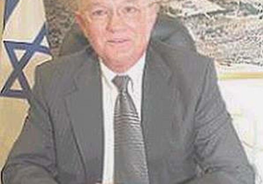 Israel replaces envoy to Australia