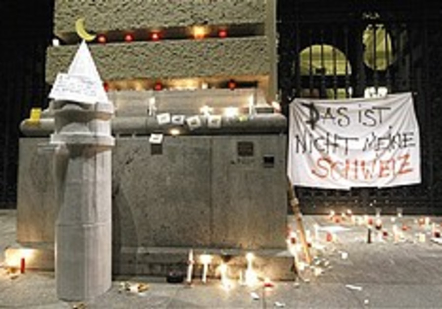 swiss minaret ban protest 248 88 ap