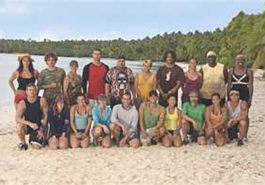 Screensavors: 'Survivor' goes racial