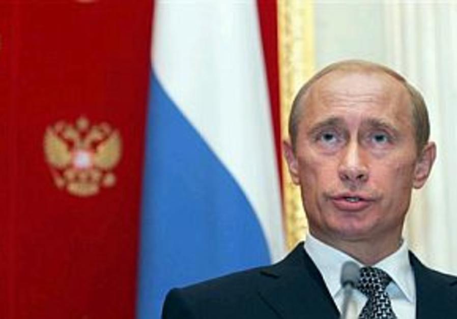 Whither Putin?