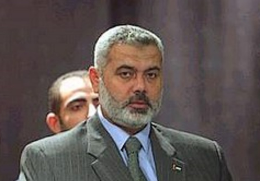 Haniyeh supports independent body to supervise Gaza aid
