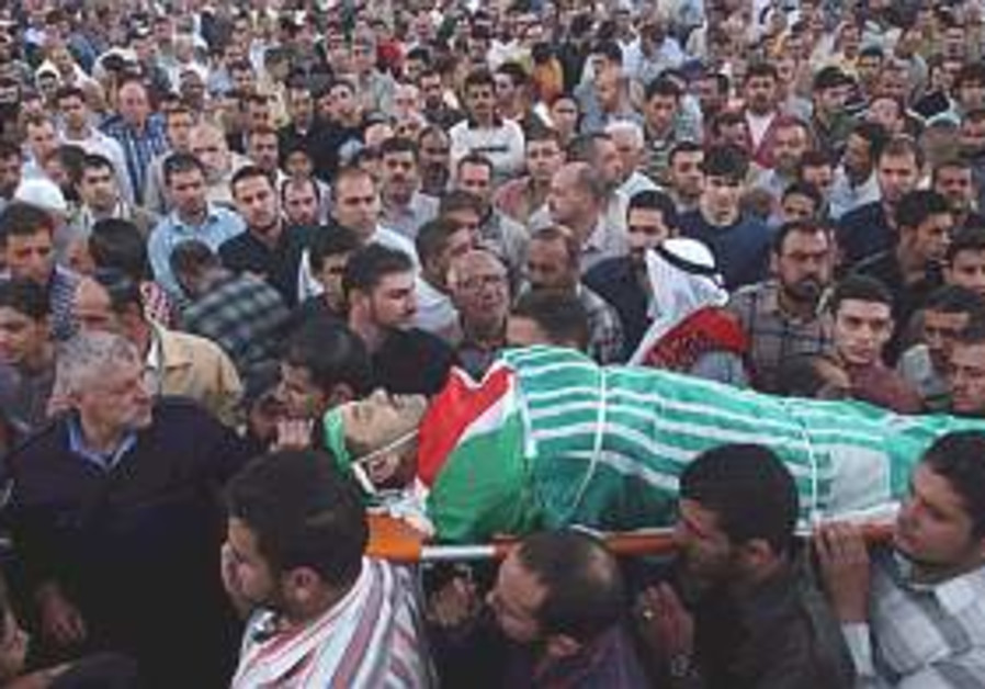Discrepancies over number of Palestinian civilian deaths