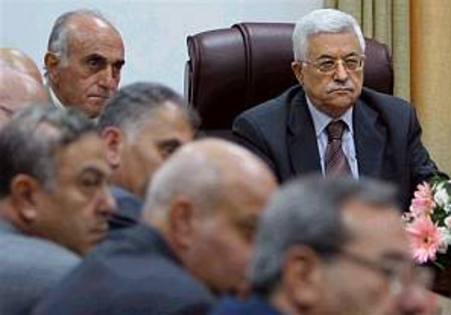 Abbas requests Jordanian PLO forces