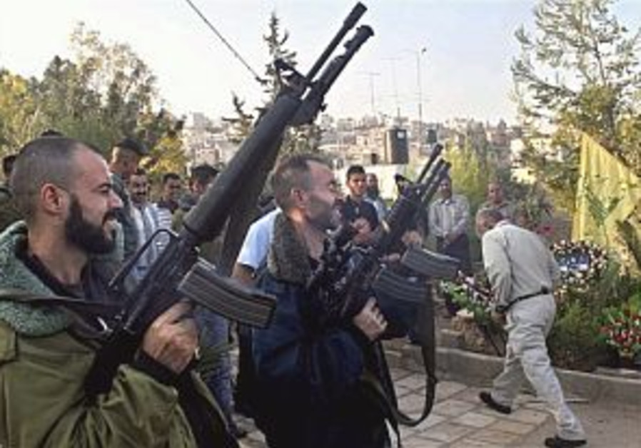 IDF shoots Molotov cocktail thrower