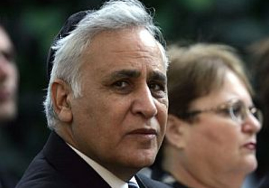 2nd rape count added to Katsav charges