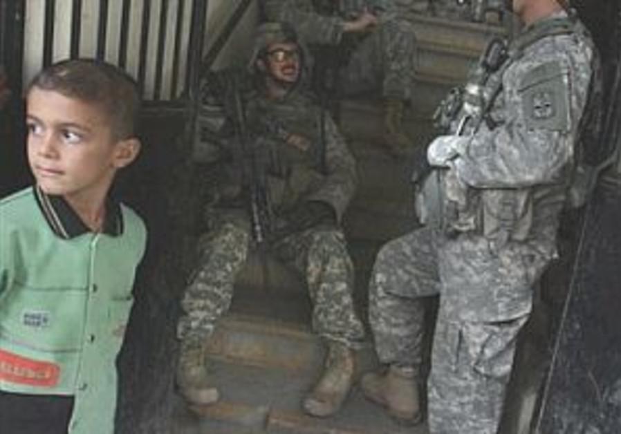 Iraq troop buildup idea worries US generals