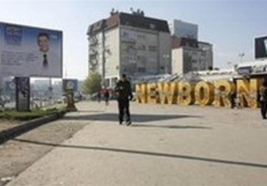Kosovo Election 248 88 AP