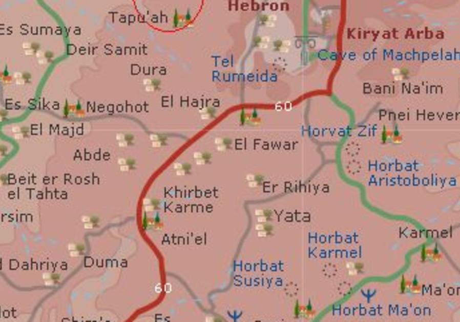 Kiryat Arba man shot by 'shepherds'