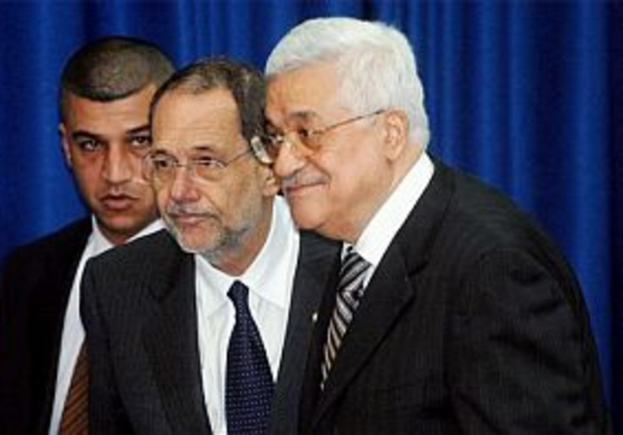 Abbas: Kassam attacks must stop