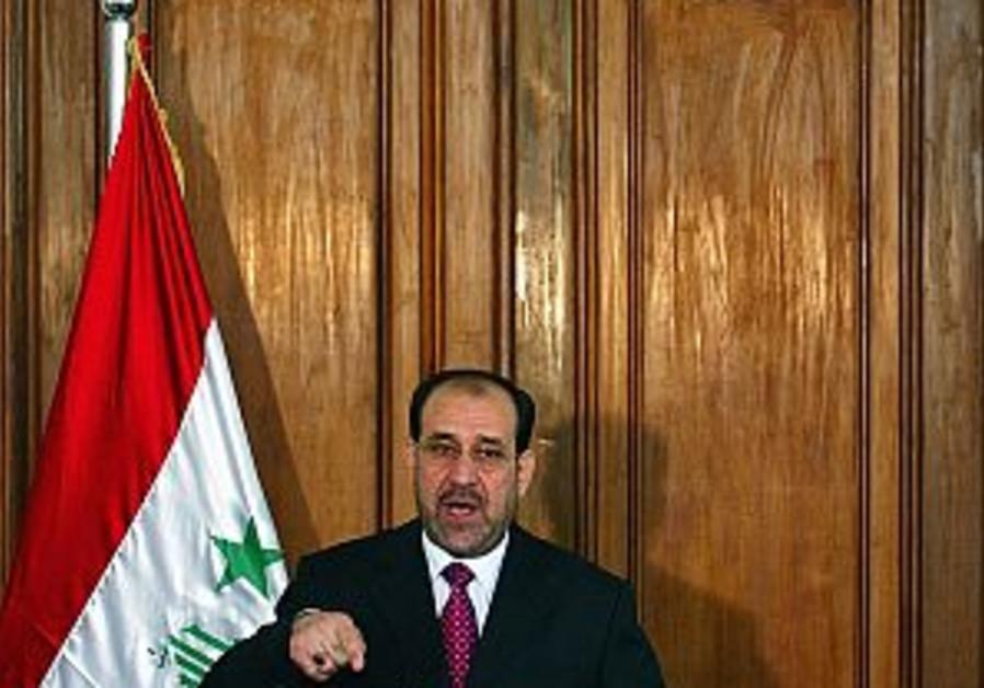 Iraqi PM al-Maliki faces revolt within his government
