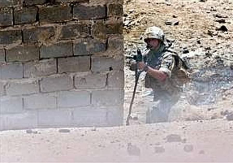 british soldier in iraq ap