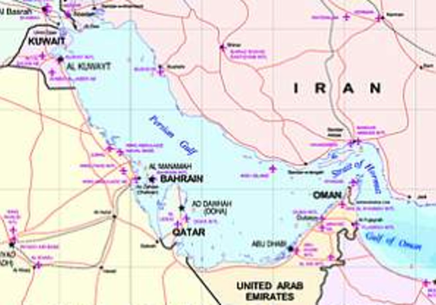 "Iran: Sailors ""confessed"" to illegally entering Iran's waters"