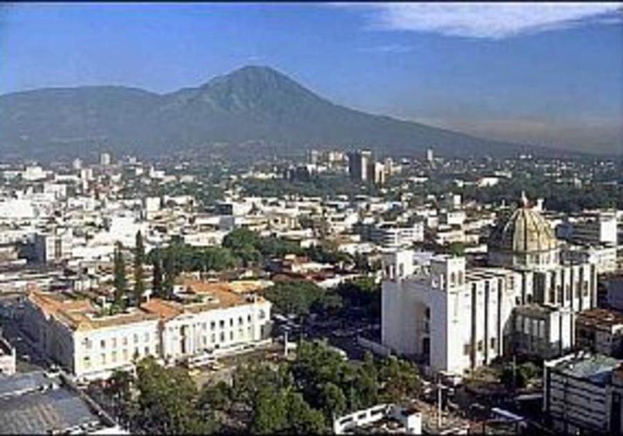 Salvadoran Jews regret embassy's move from Jerusalem