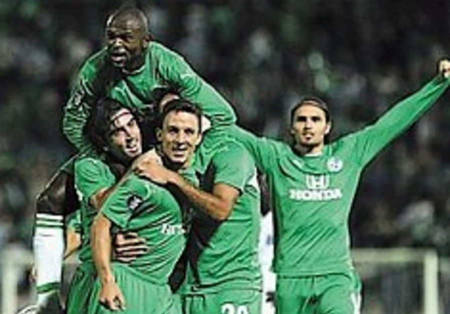 Local soccer: Haifa rejoins championship race
