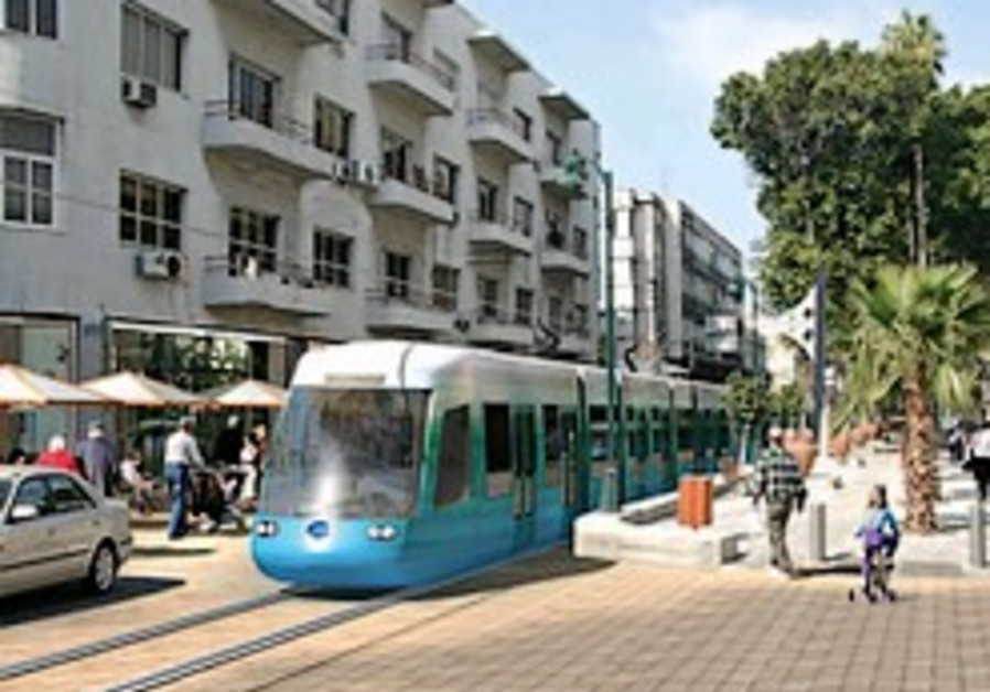 tel aviv light rail 248.88