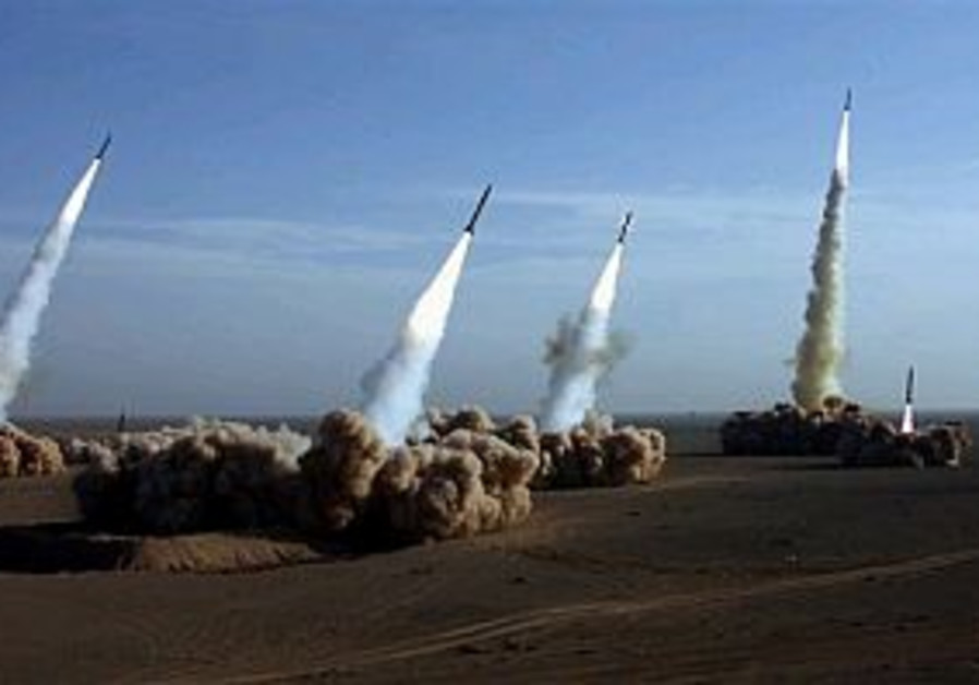iran missile test, the best yet, 298 ap