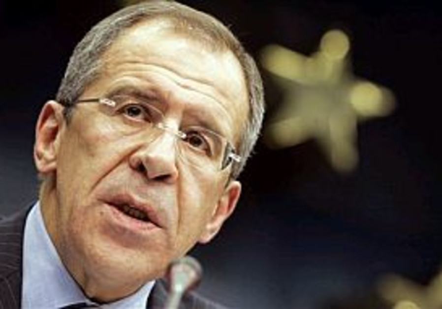 Report: Lavrov says 6-nation talks on Iran could take place next week