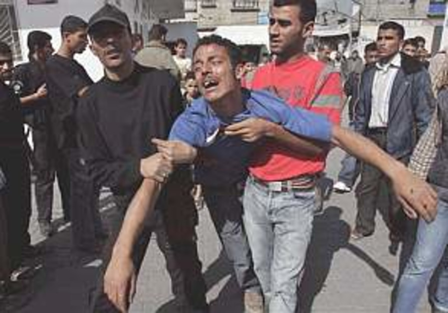 Over 30 Gazans killed in weekend clashes with IDF