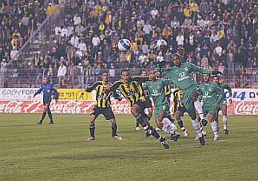 Local soccer: Betar routs Mac Haifa; Hapoel TA fire Schum