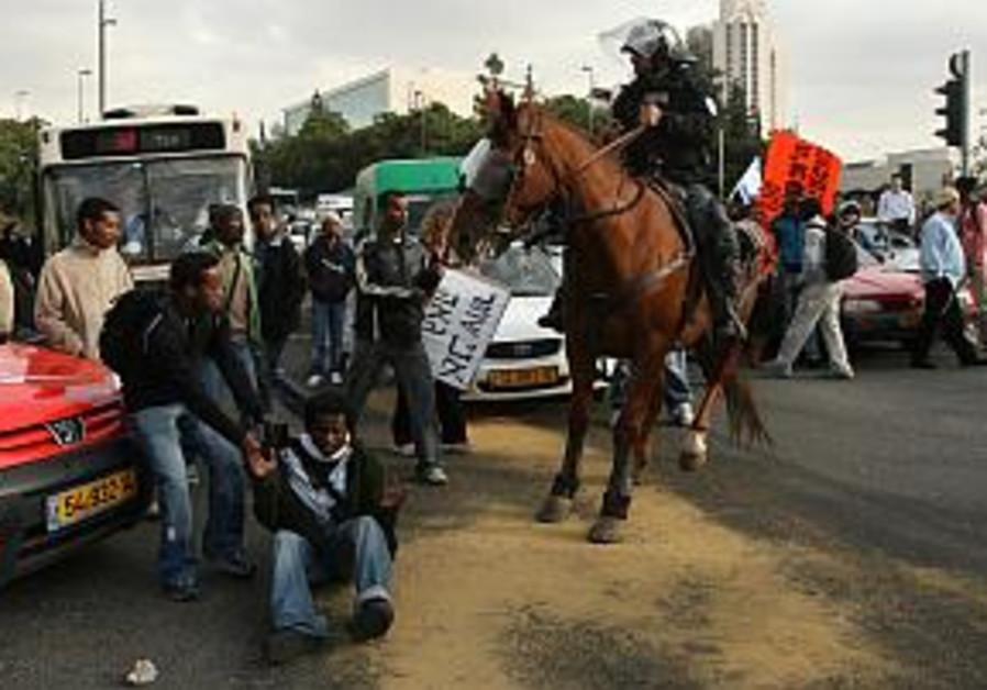 ethiopians protest 298 aj