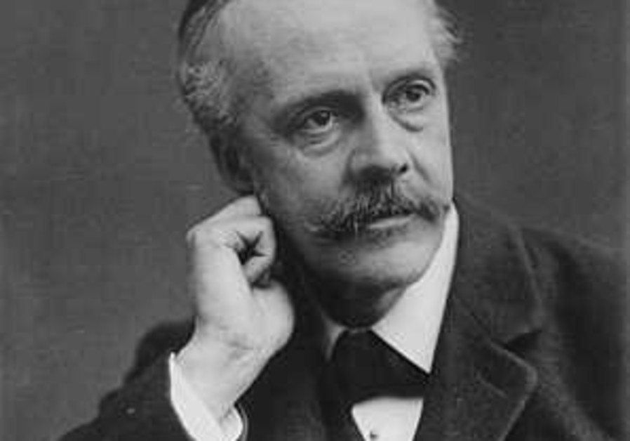 British envoy: Balfour would have urged two-state solution