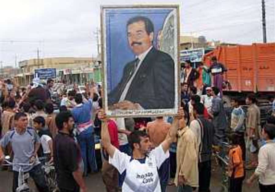 Iraqi state-run TV: Saddam Hussein has been hanged