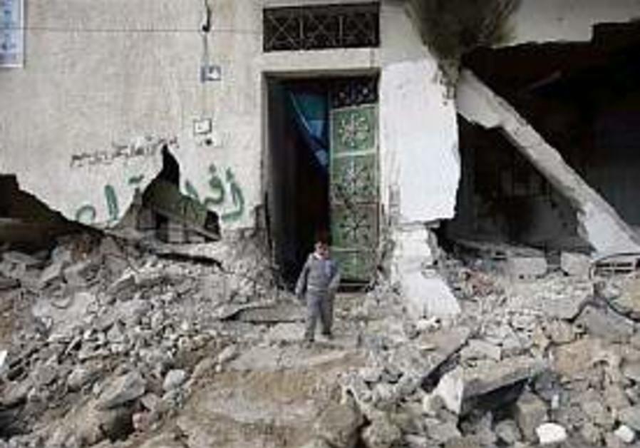 IDF fire kills 20 Palestinians in Gaza