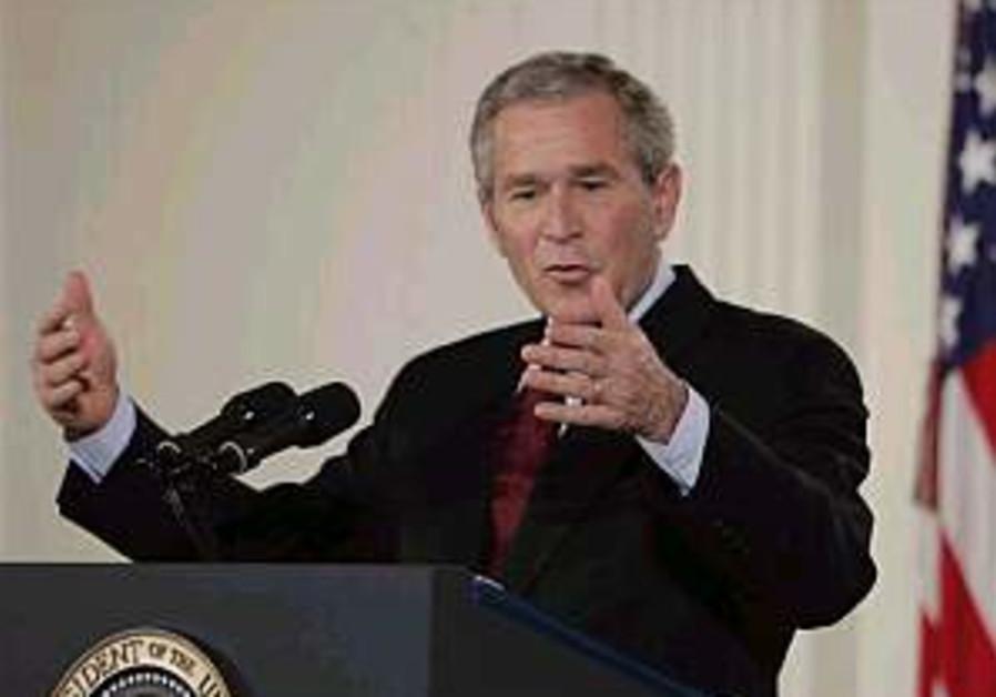 Bush names a new defense secretary